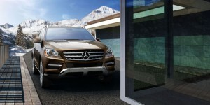 Mercedes CPO Used M-Class SUVs for Sale
