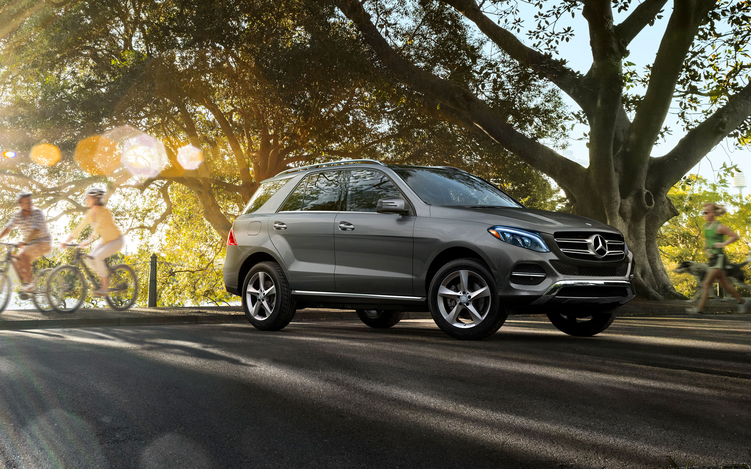 2016 Mercedes GLE350 4MATIC Lease