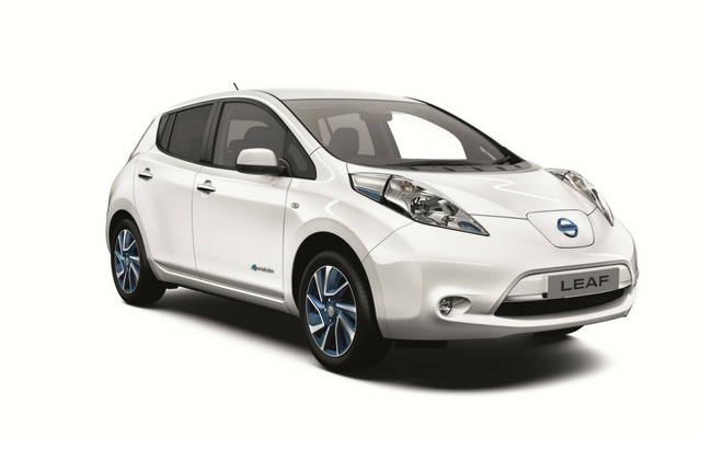 Comparison- Nissan Leaf