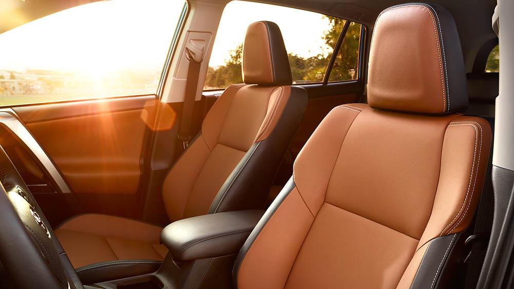 2016 Toyota Rav4 Seats