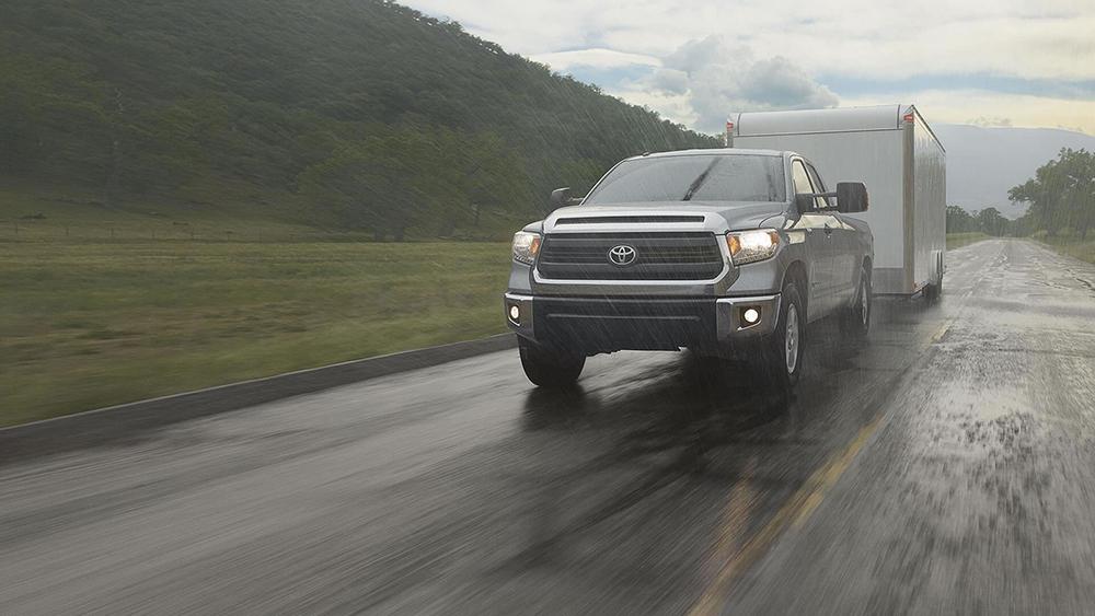 2016 Toyota Tundra Rain