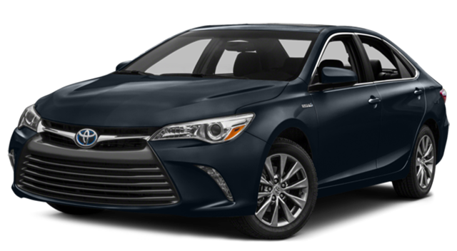 2017 Toyota Camry Hybrid BLue