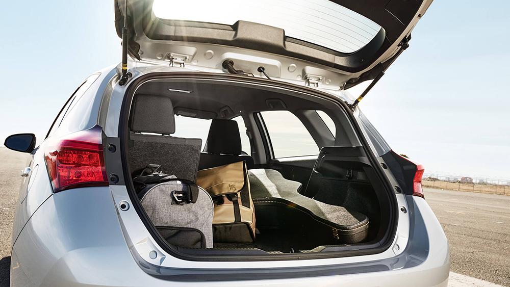 2017 Toyota Corolla iM Trunk