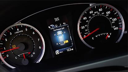 2017 Toyota Camry Hybrid safety