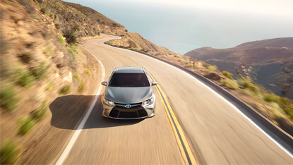 2017 Toyota Camry Performance