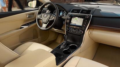 2017 Toyota Camry Safety