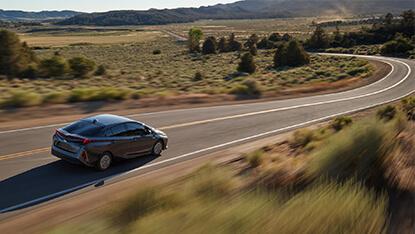 2017 Toyota Prius Prime performance