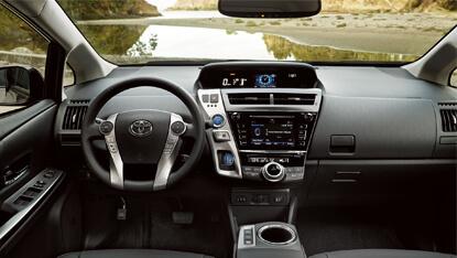 2017 Toyota Prius V technology