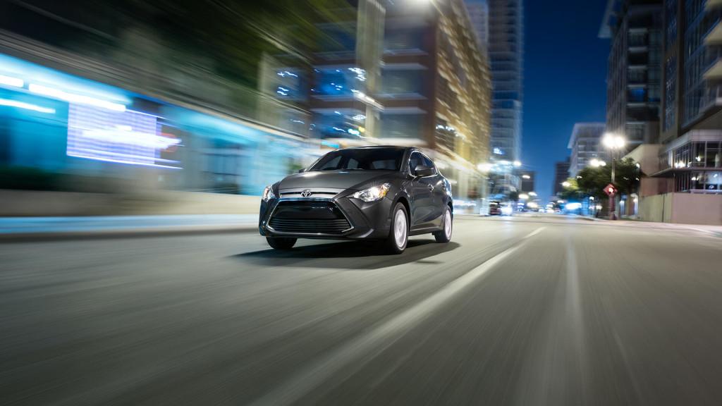 2017 Toyota Yaris iA blog