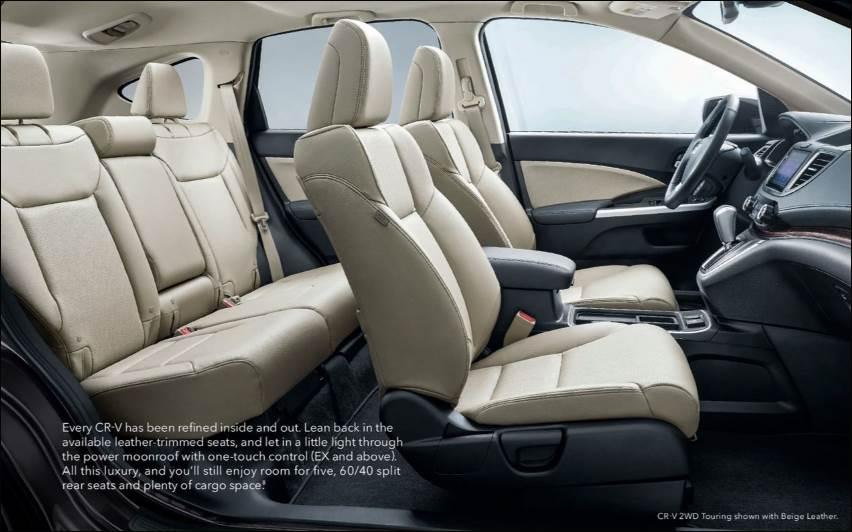 The All New Honda Cr V Underriner Honda