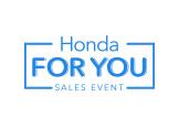 Honda For You Logo