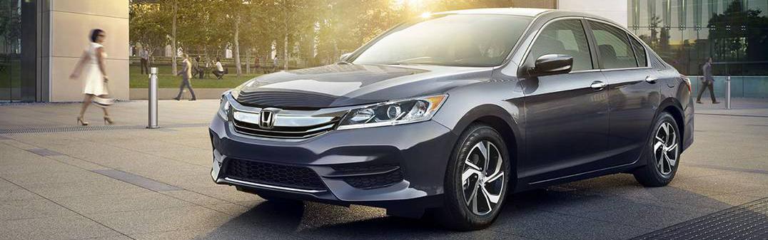 Honda Accord 2016 Lx