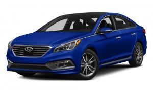 2015 Hyundai Sonata mpg