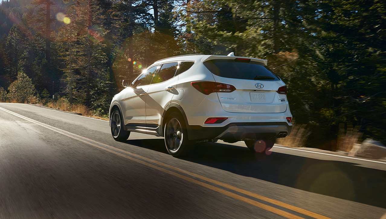 Power And Performance. Power And Performance. The 2017 Hyundai Santa Fe  Sport 2.0T ...