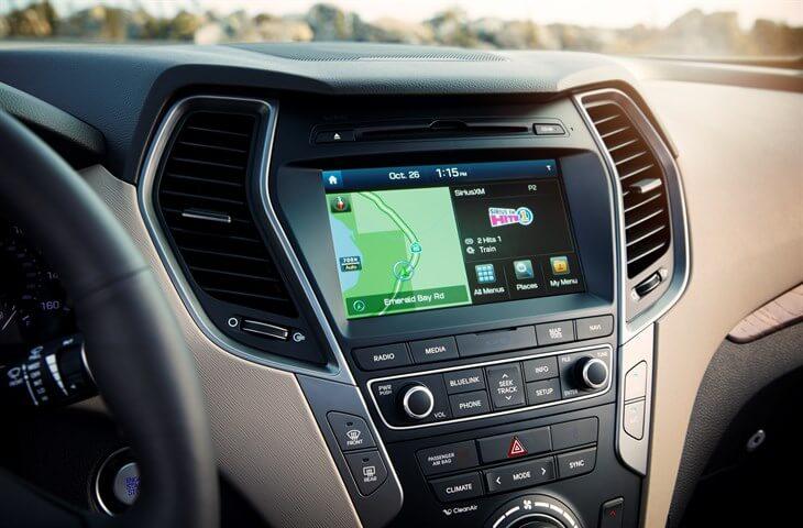 2017 Hyundai Santa Fe SE Navigation