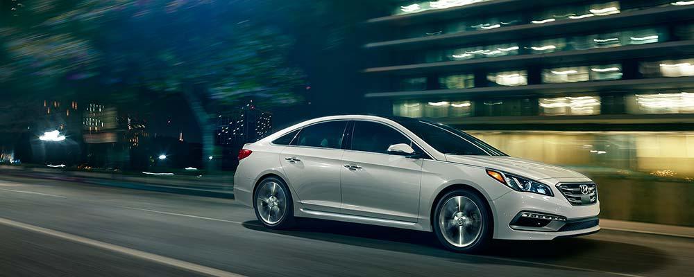 2017 Hyundai Sonata Performance