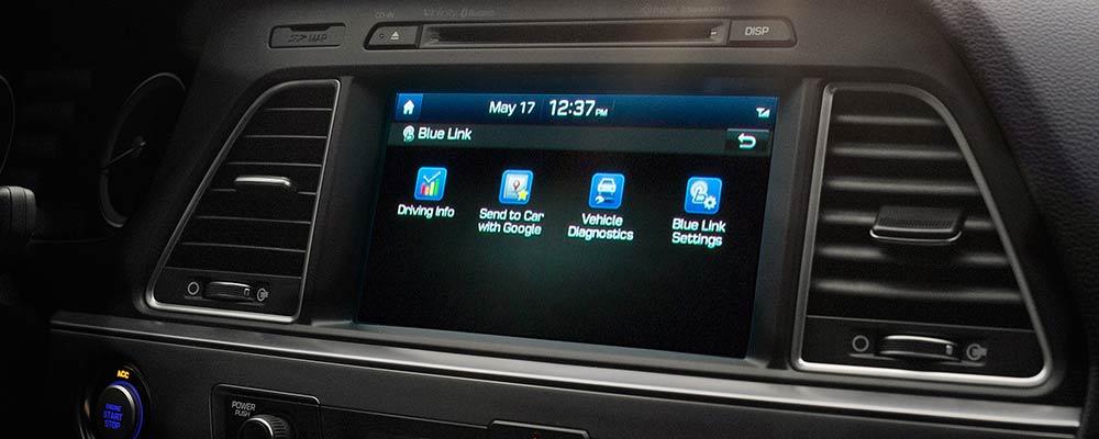 2017 Hyundai Sonata Technology