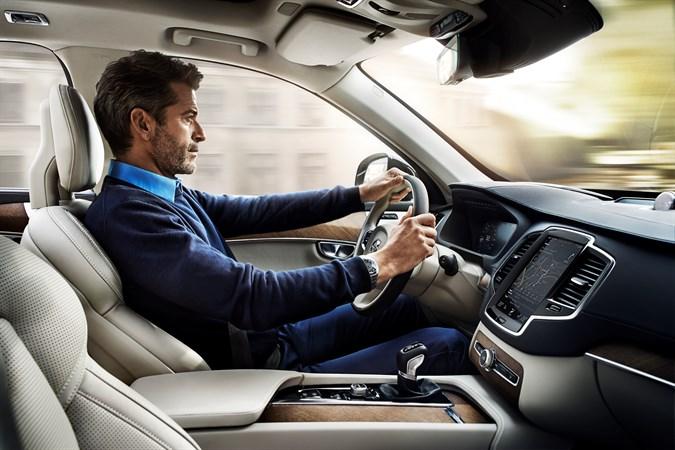 2016 Volvo XC90 Inscription Interior
