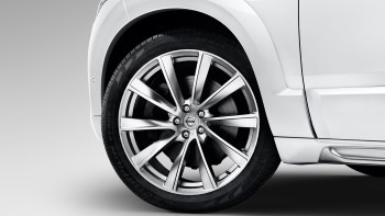 2016 Volvo XC90 Wheel (Custom)