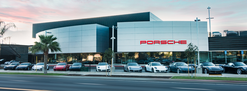Porsche Riverside About Us