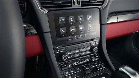 Turbo S Interior