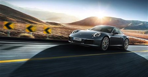 used Porsche 911 coupe Los Angeles