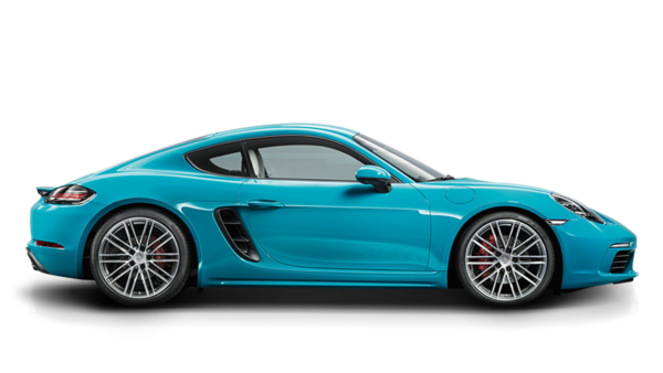 2017 Porsche 718 Cayman S Los Angeles