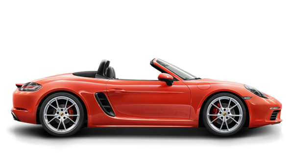 2017 Porsche 718 Boxster S in Los Angeles