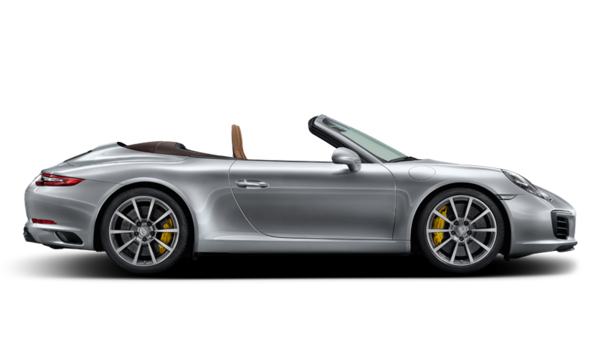 2017 Porsche 911 Carrera S Cabriolet in Los Angeles