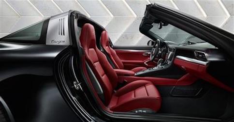 finance a Porsche 911 Targa 4S in Los Angeles