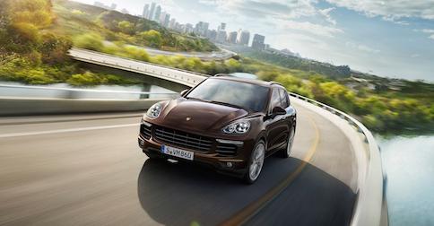 Porsche Cayenne Los Angeles
