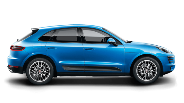 2017 Porsche Macan S Los Angeles
