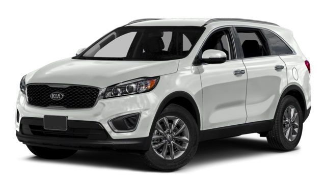 Ford Edge  Kia Sorento
