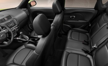 Awesome 2016 Kia Soul Seats